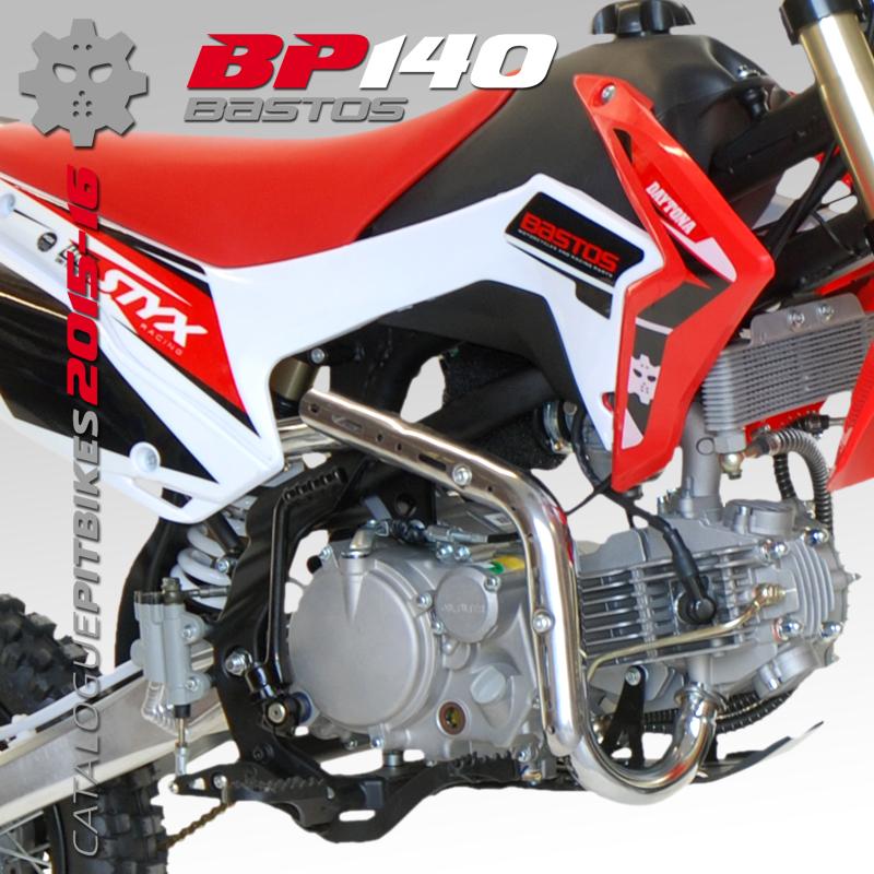 Pit bike BP 140 BASTOS  Rue Du Quad