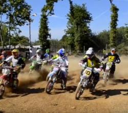 bedee organisation championnat frabce pit bike