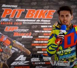 hugo claude pit bike