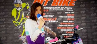 lena marques pit bike