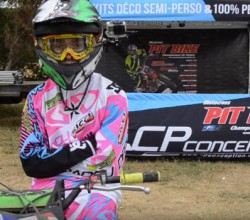 loche sur ources championnat france pit bike tour circuit