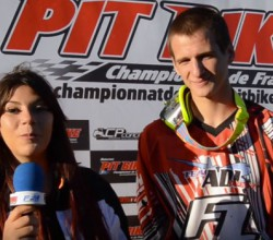 meissex podium championnat france pit bike