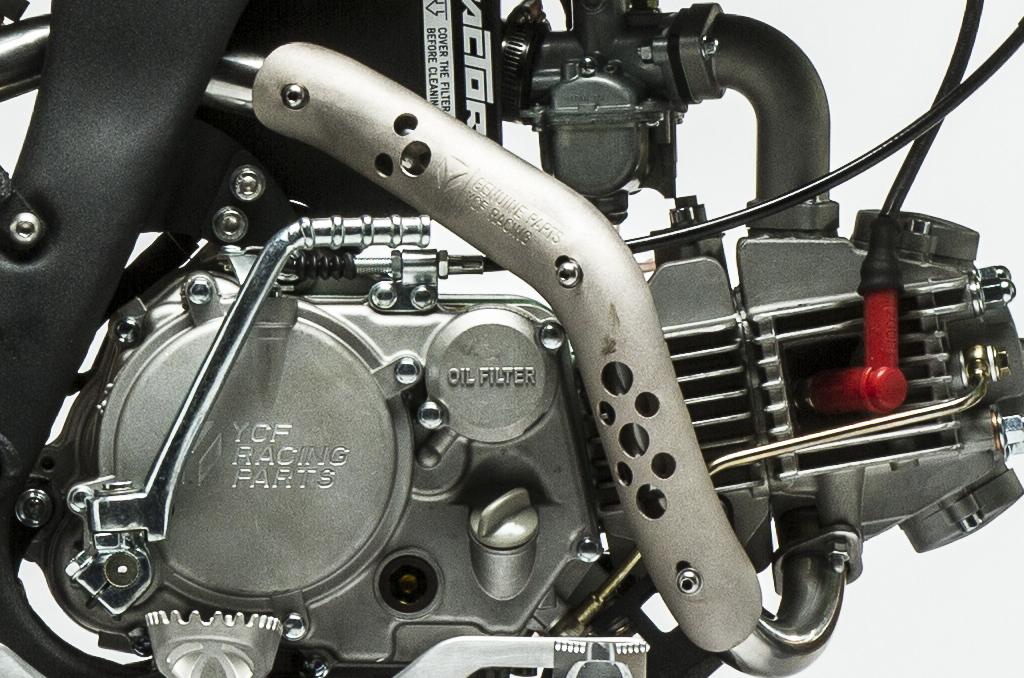 moteur pit bike ycf 150 factory SPII