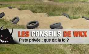 reglementation pit bike terrain privee