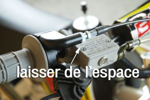 pit bike bastos bs 125 gachette gaz