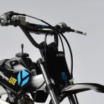 Pit Bike YCF 125 Lite guidon