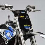 Pit Bike enfant YCF 50 E guidon