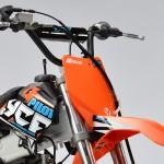 Pit Bike YCF Pilot F125 guidon
