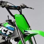 Pit Bike YCF Pilot F150 guidon