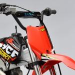 Pit Bike YCF Start F125 S guidon
