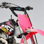 Pit Bike YCF Start F125 SE guidon