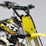 Pit Bike YCF Start F88 S guidon