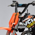 Pit Bike YCF Start F88 SE guidon