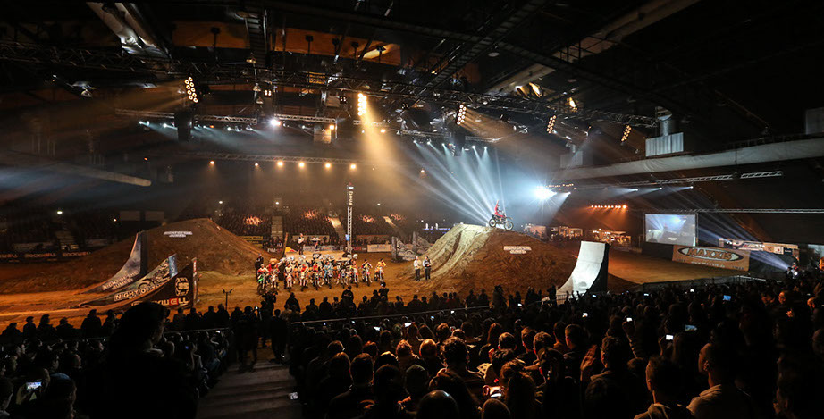 freestyle coupe du monde pit bike
