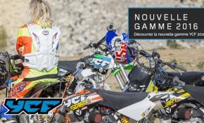 gamme pit bike ycf 2016