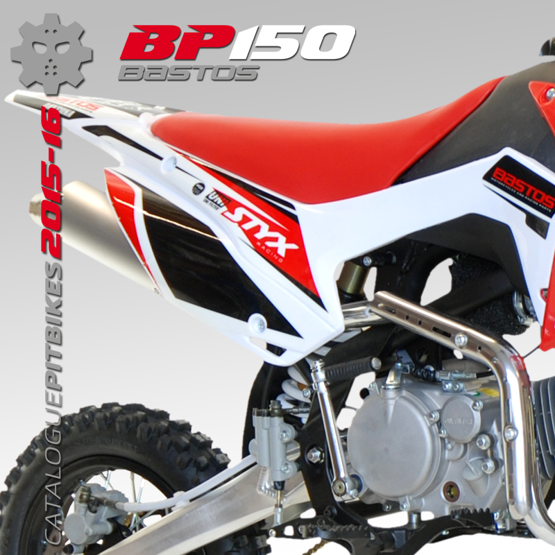 Pit Bike BASTOS BIKE BP 150 édition 2016