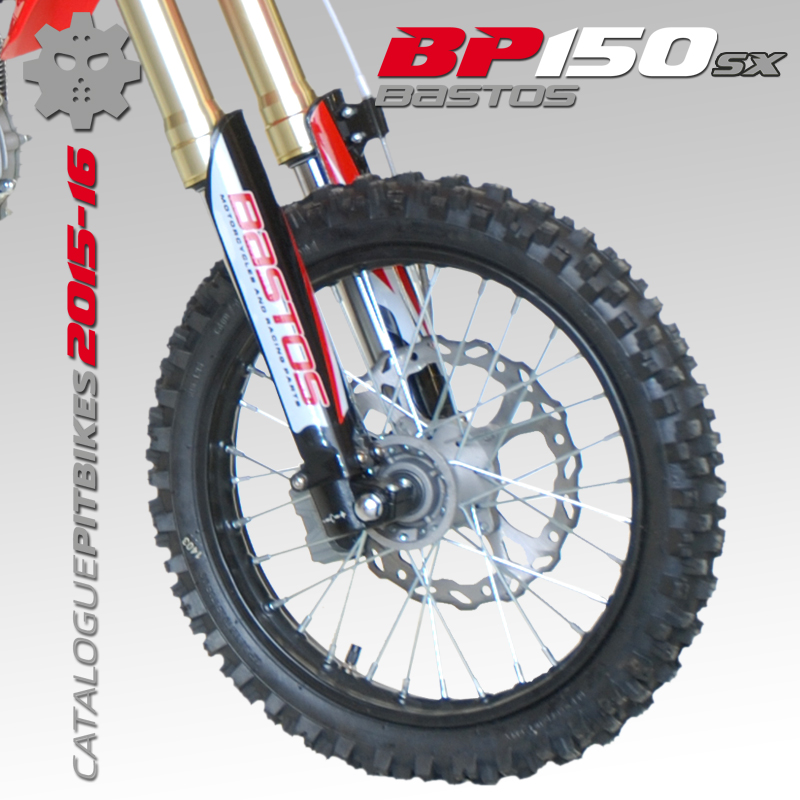 Pit Bike BASTOS BIKE BP 150 SX édition 2016