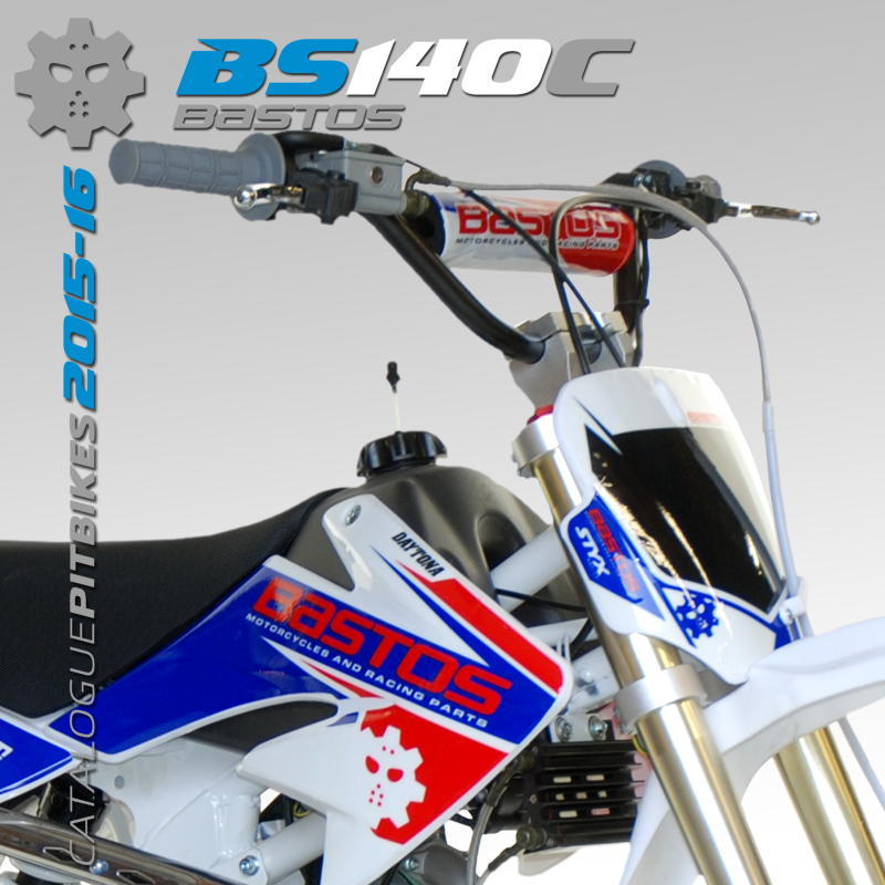 Pit Bike BASTOS BIKE BS 140 C édition 2016