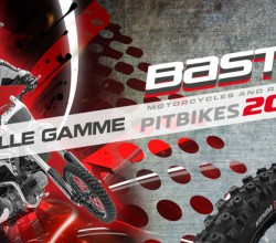 gamme pit bike bastos 2016
