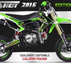 gamme pit bike gunshot 2016