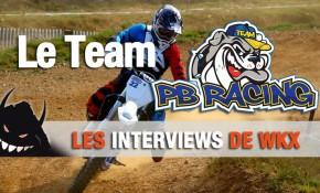 team pit bike pb racing