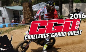 CGO 2016 pit bike challenge grand ouest