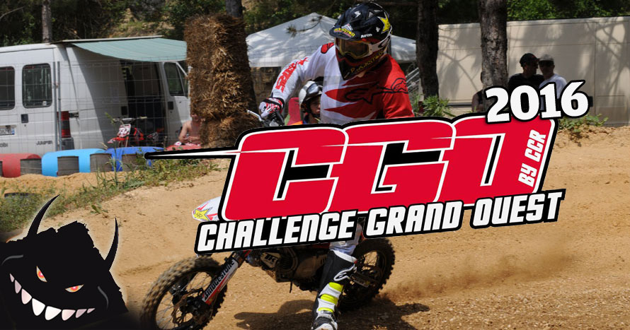 CGO 2016 pit bike challenge grand ouest