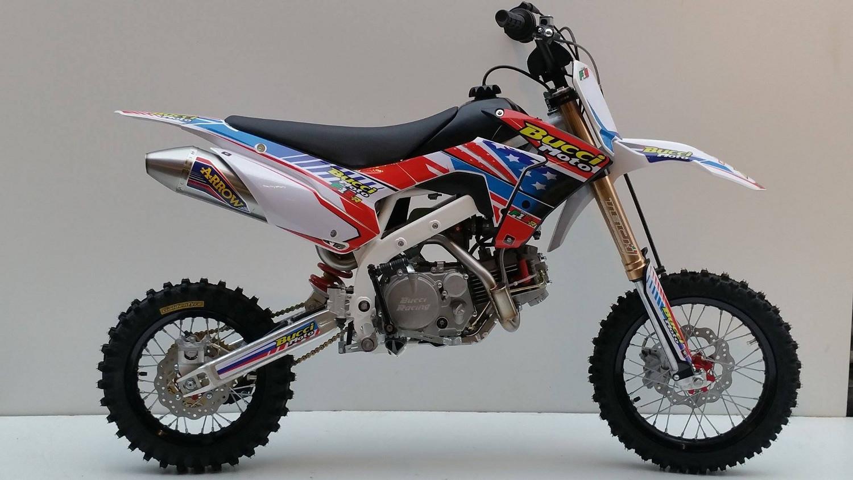 bucci moto BR1 F15 R pit bike