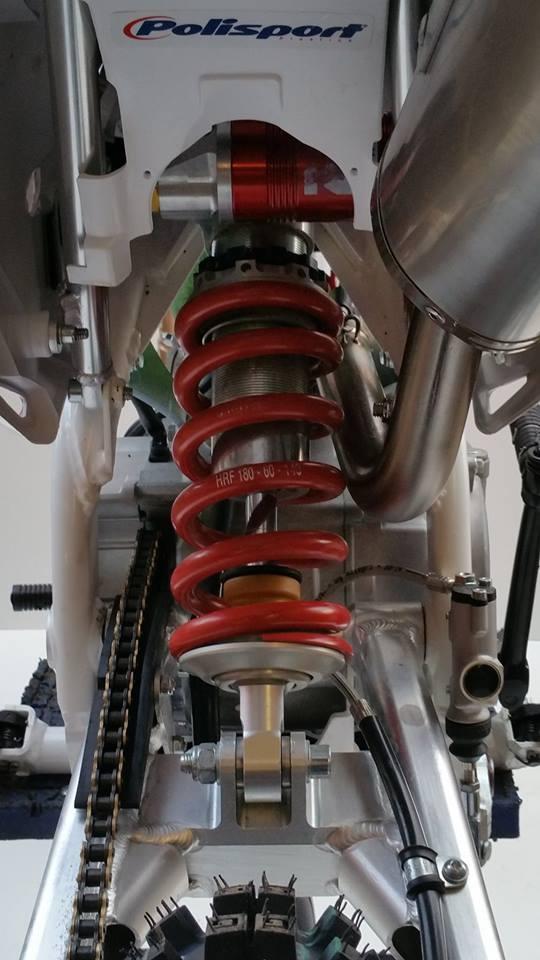 bucci moto BR1 F15 R pit bike amortisseur