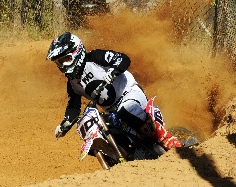 bucci moto BR1 F15 R pit bike kevin llamas