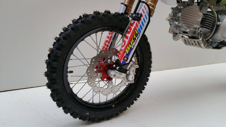 bucci moto BR1 F15 R pit bike roue avant