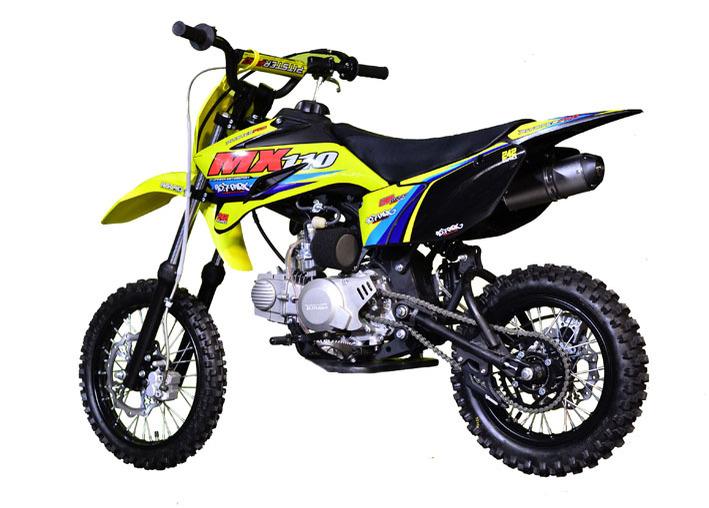dirt bike pitsterpro mx110