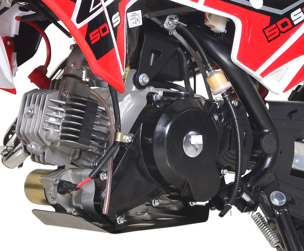 moteur pit bike 50s crz