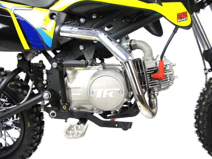 pit bike pitsterpro mx110 moteur