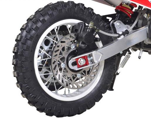 roue arriere CRZ pit bike 50s 2016