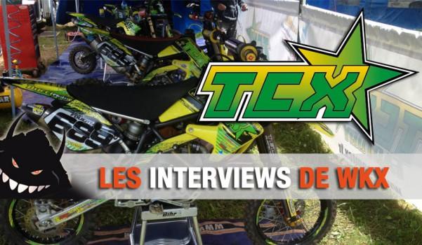 pit bike team TCX
