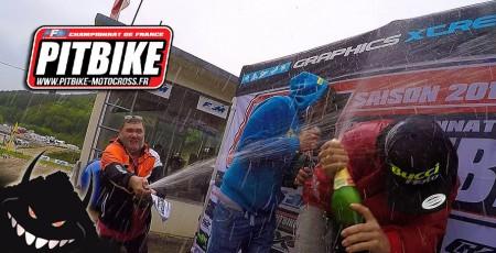 tarare championnat france pit bike