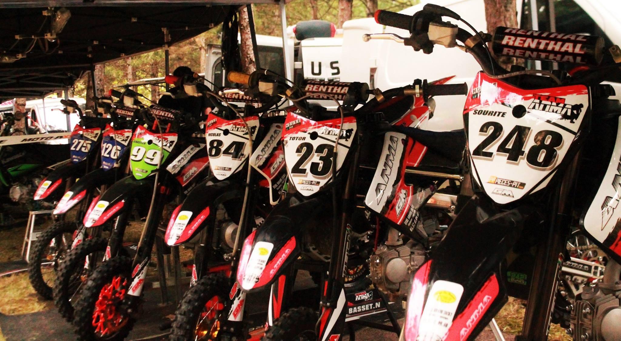 pit bike team anma