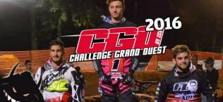 CGO bonzac 2016 pit bike