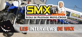 SMX concept ecole pilotage pit bike