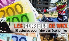 economie pit bike