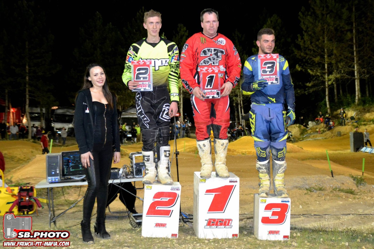 podium amateur b cgo 2016 pit bike
