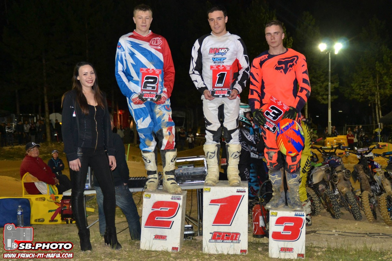 podium kid cgo 2016 pit bike