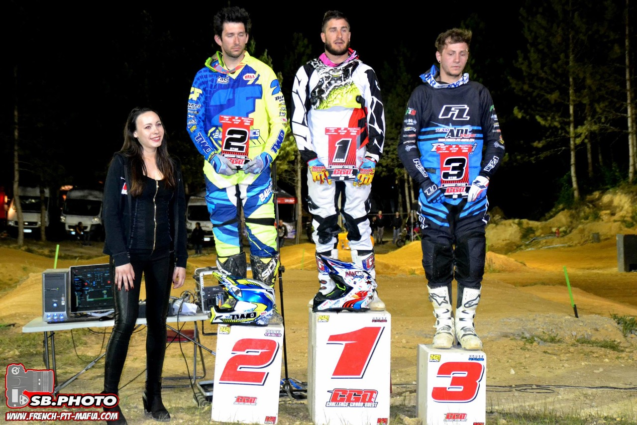 podium star cgo 2016 pit bike