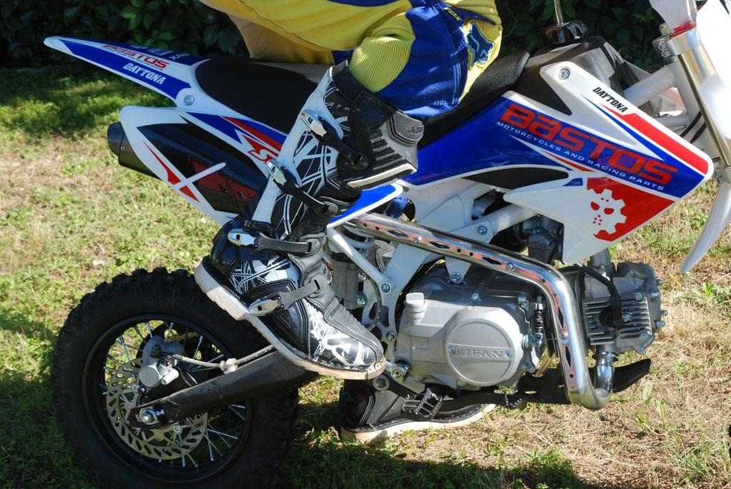 vitesse pit bike