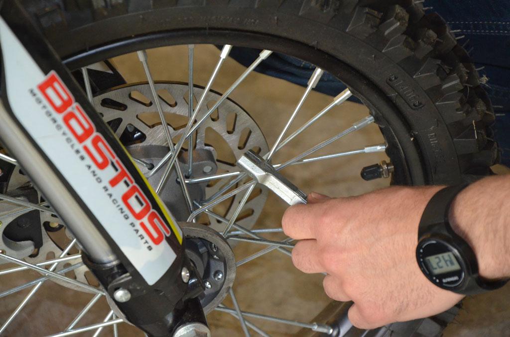 tendre rayon pit bike