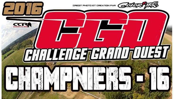cgo champniers pit bike