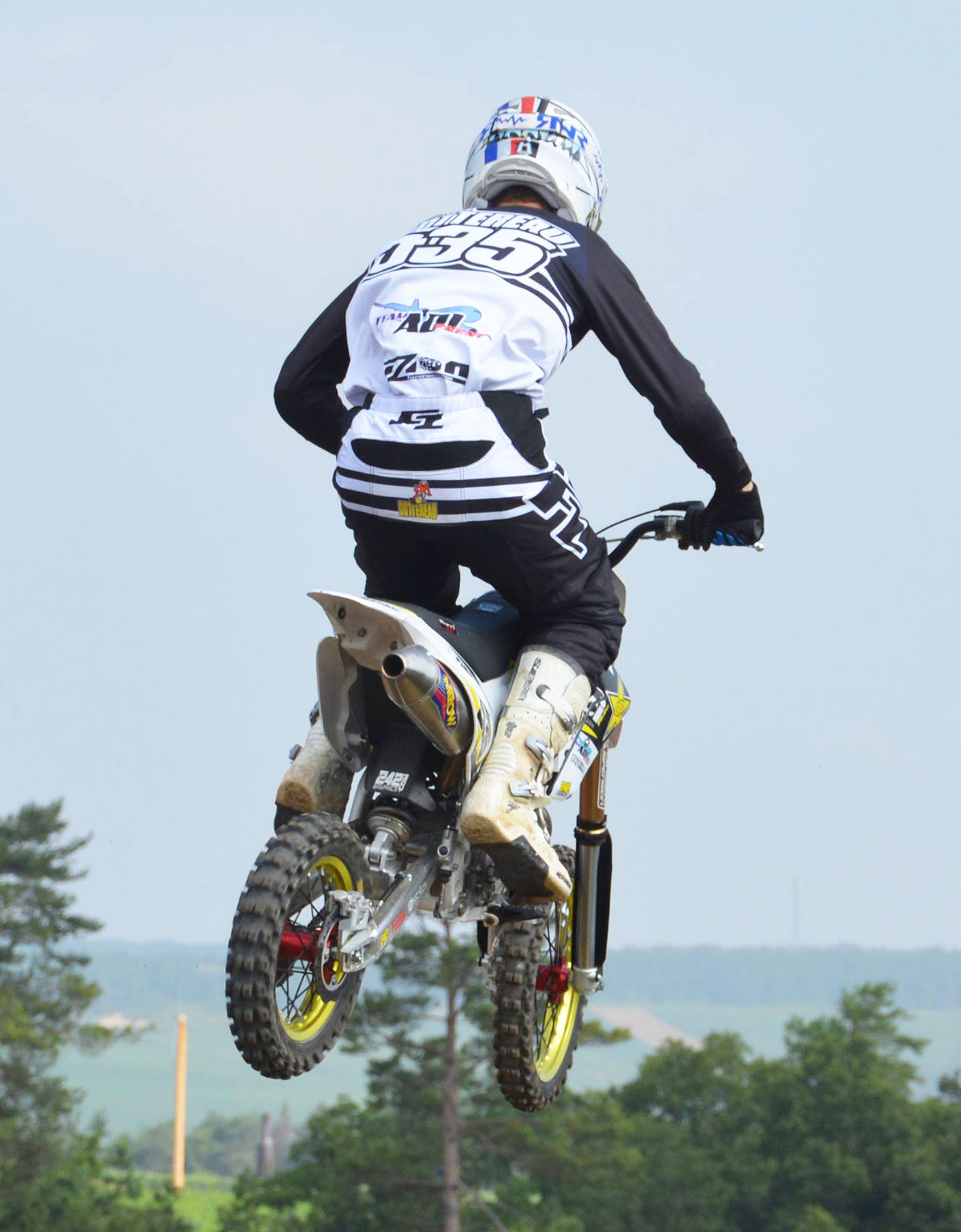 killian cottereau dirt bike