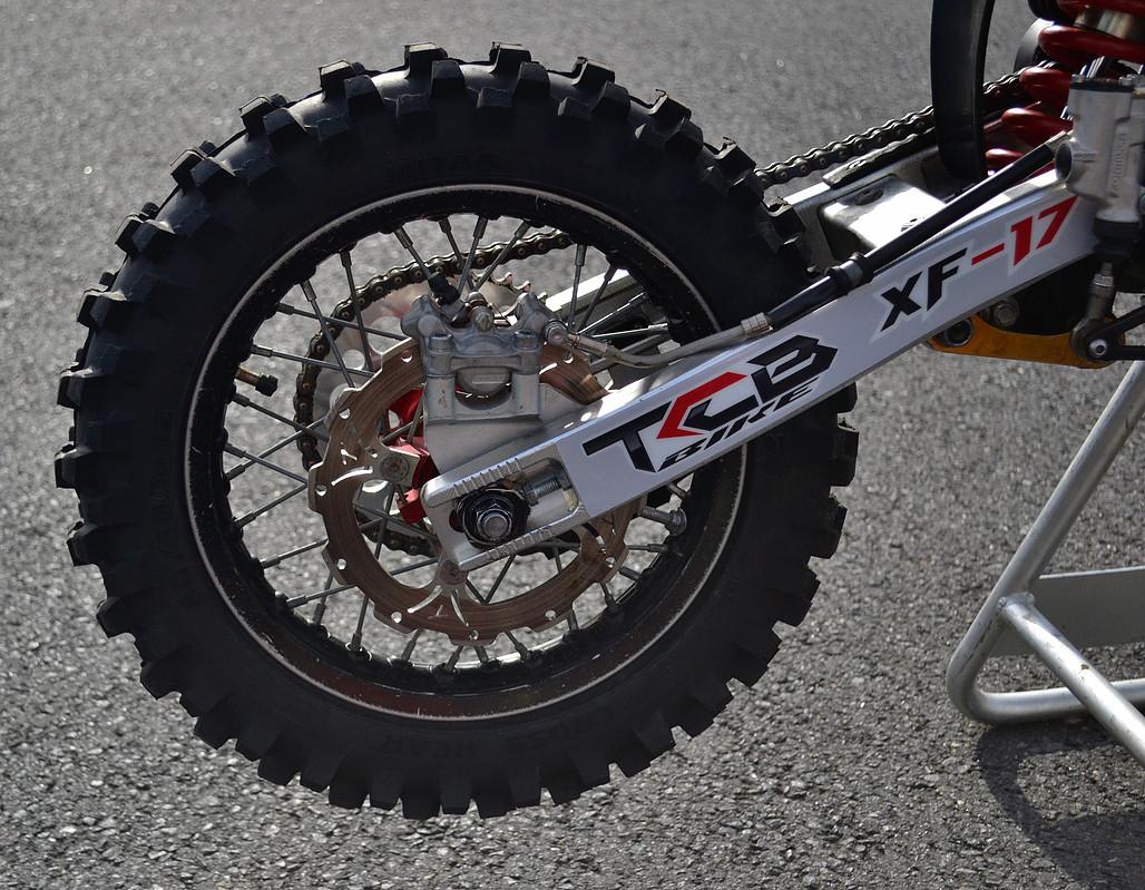 freins pit bike xf17 tcb bike