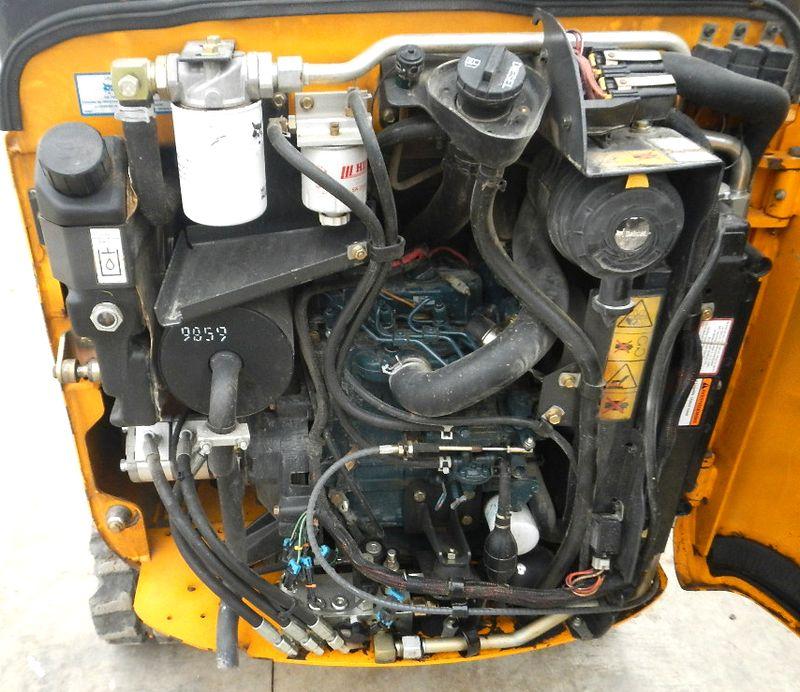 moteur bobcat pit bike